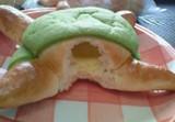 カメさんメロンパン
